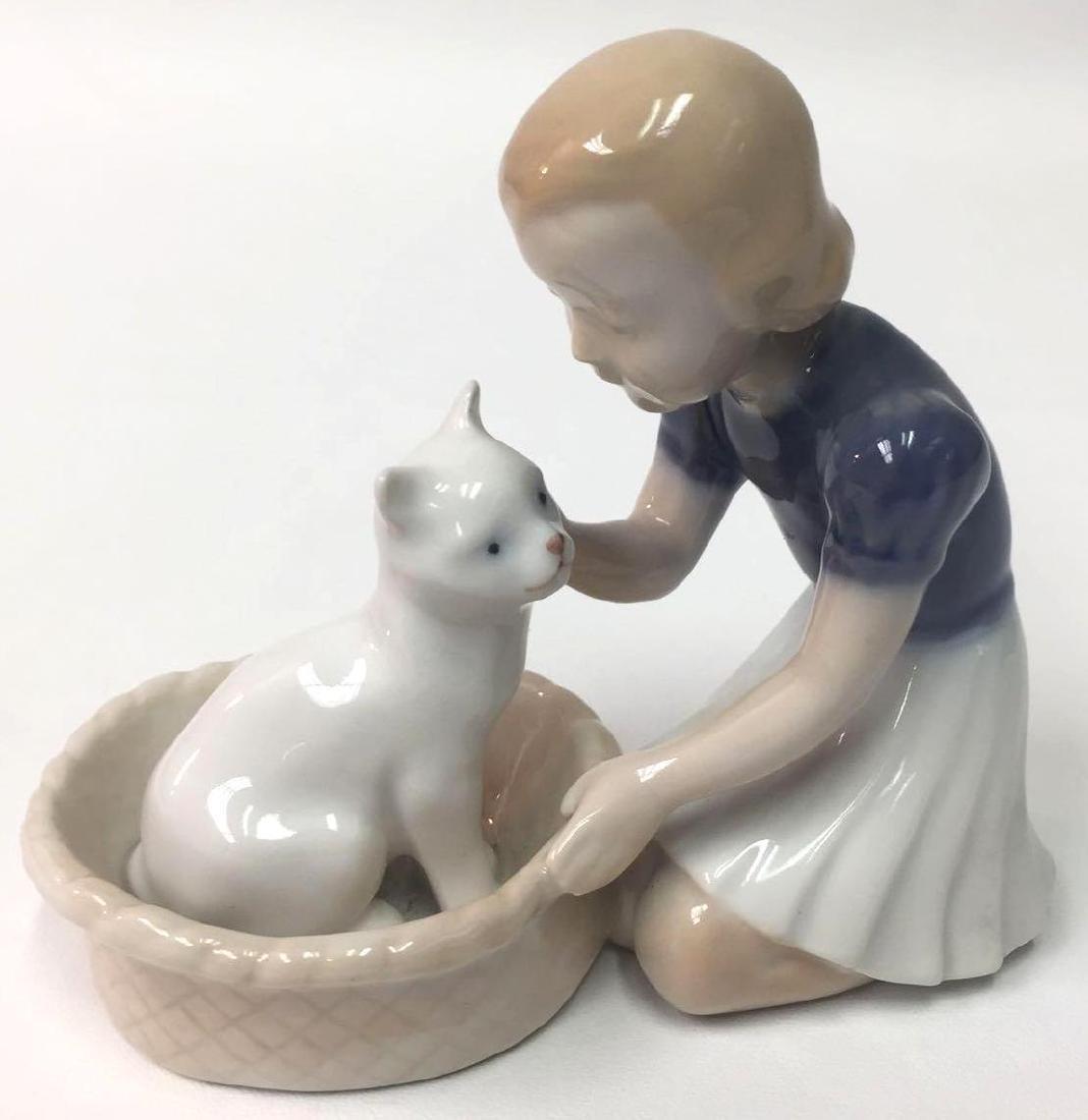 Bing & Grondahl #2249 Friends Figurine
