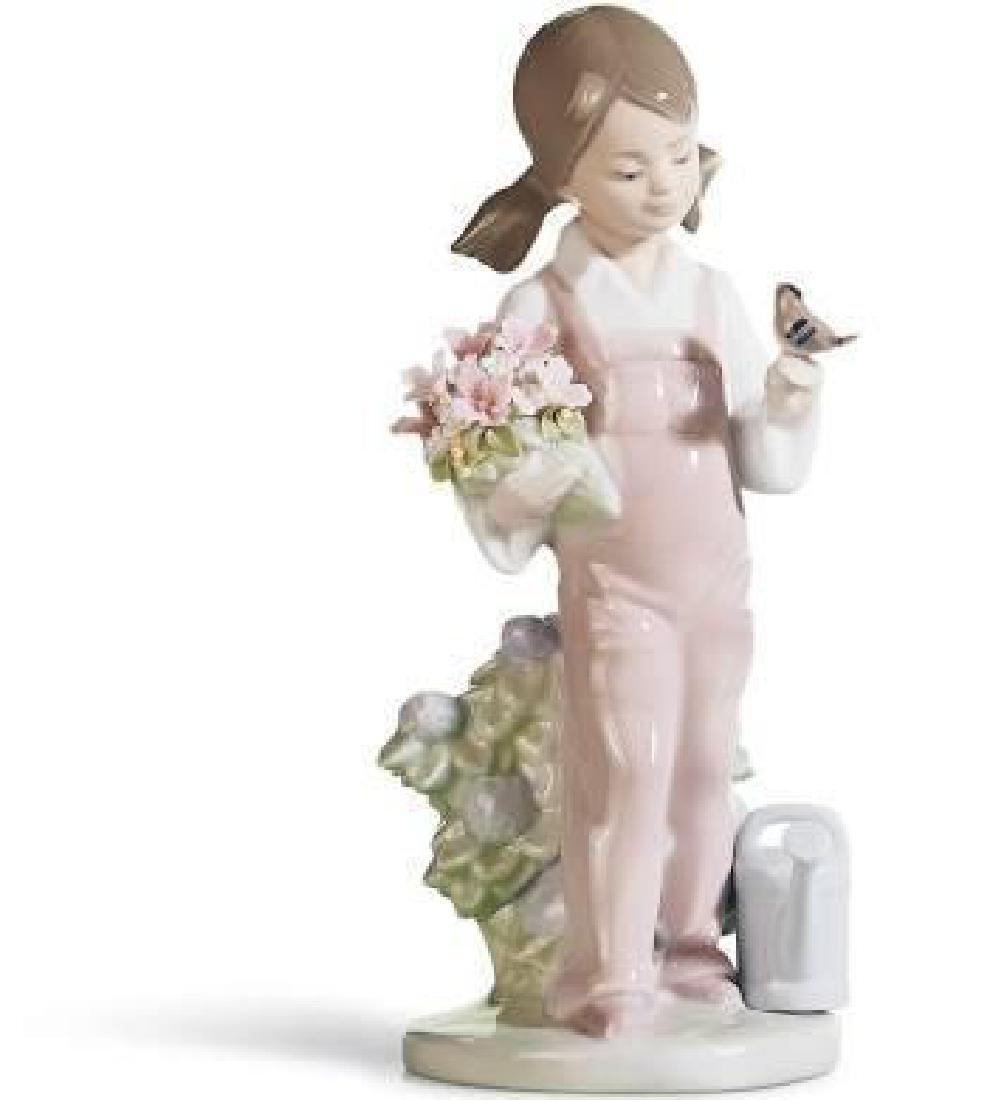 Lladro Spring Figurine #5217