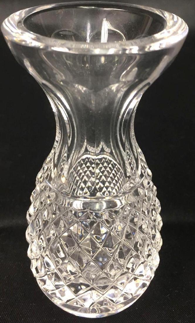 Waterford Crystal Mini Vase
