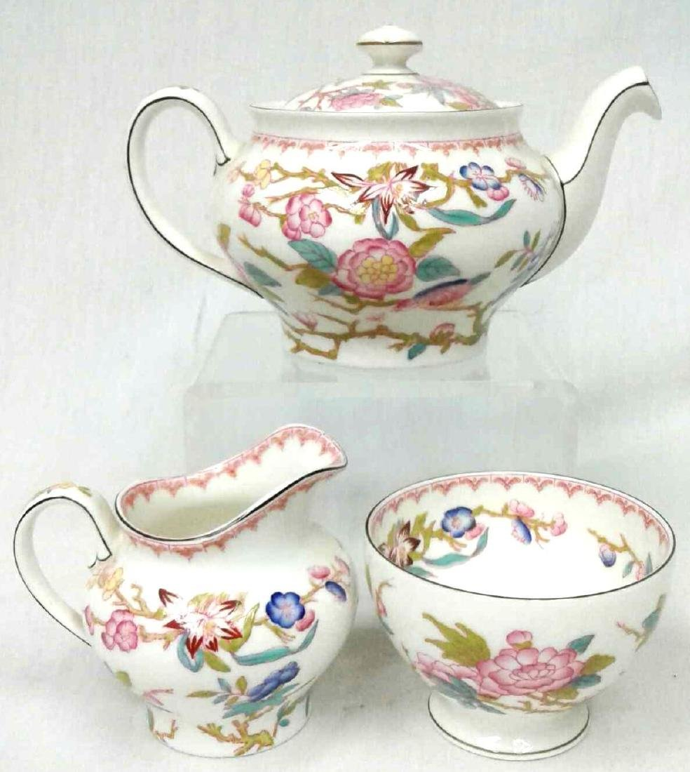 Minton Haddon Hill Bone China Tea Set