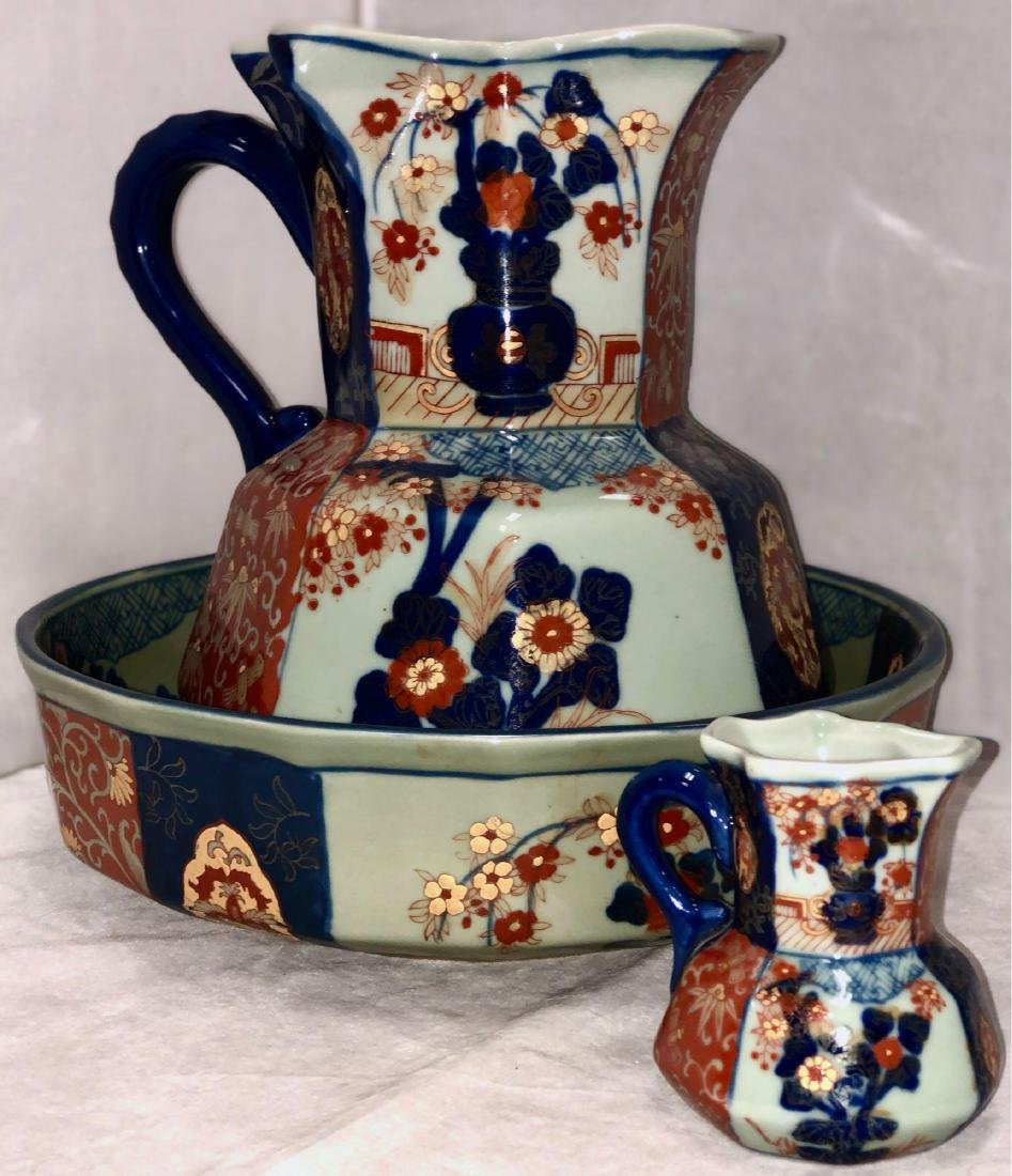 Collection of Vintage Ironstone Stoneware