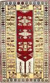 Turkish Milas Semi-Antique Rug 6.2' x 3.8'