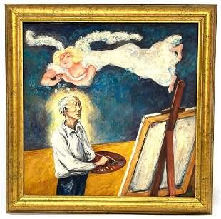inspiration by Mervin Jules (1912-1994)