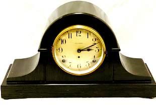 Antique Solid Wood Cased Seth Thomas Key Wind Pendulum