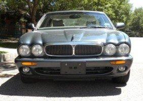 120: 1998 Jaguar XJ8