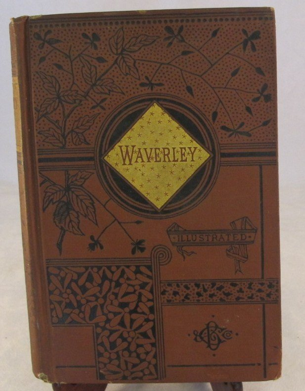 5: Waverely or Tis Sixty Years Since By Sir Walter Scot