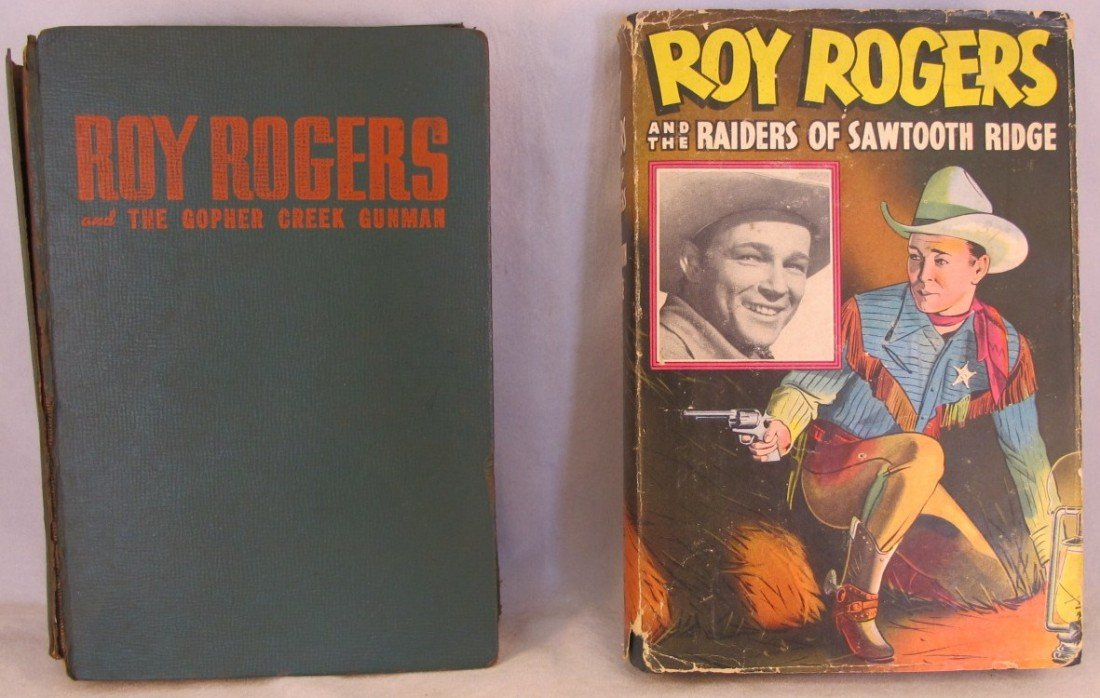 7: Roy Rogers & The Gopher Creek Gunman, Fair Condition