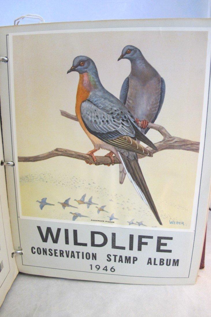 10: Wildlife Stamp Album National Wildlife Federation W - 3