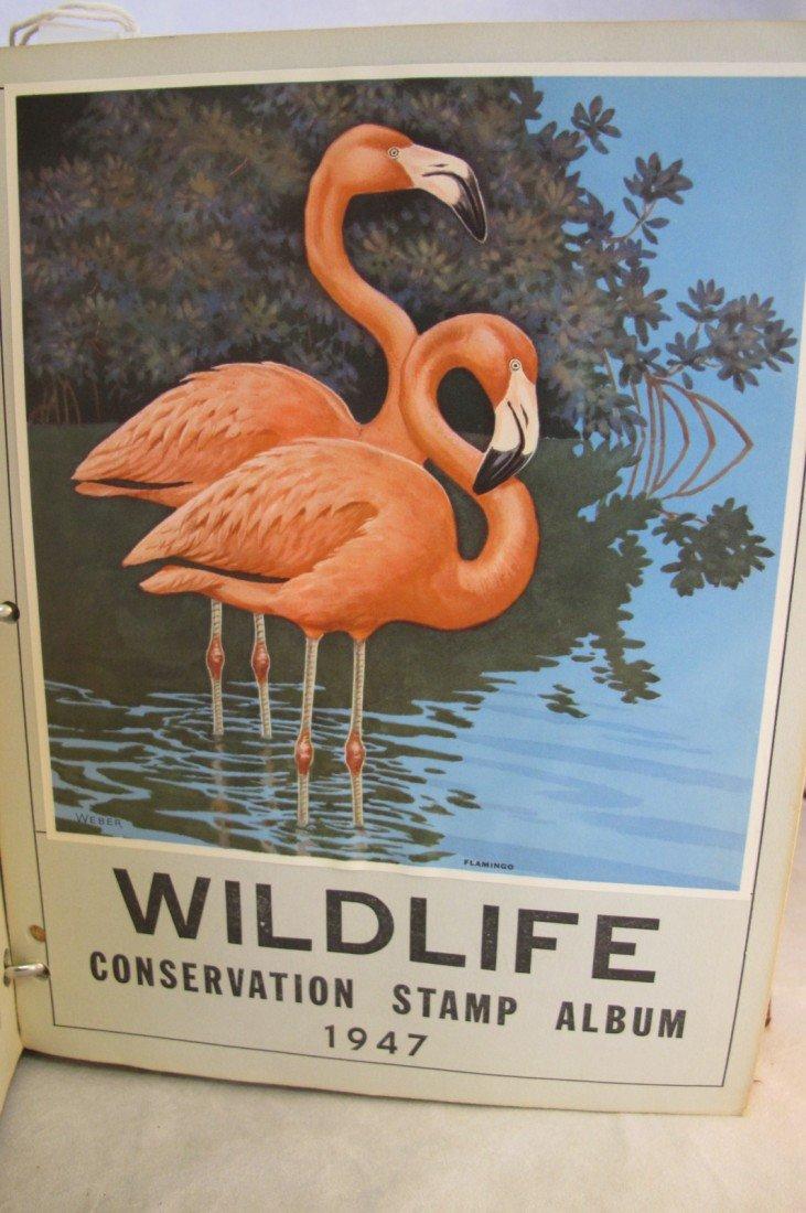 10: Wildlife Stamp Album National Wildlife Federation W - 4