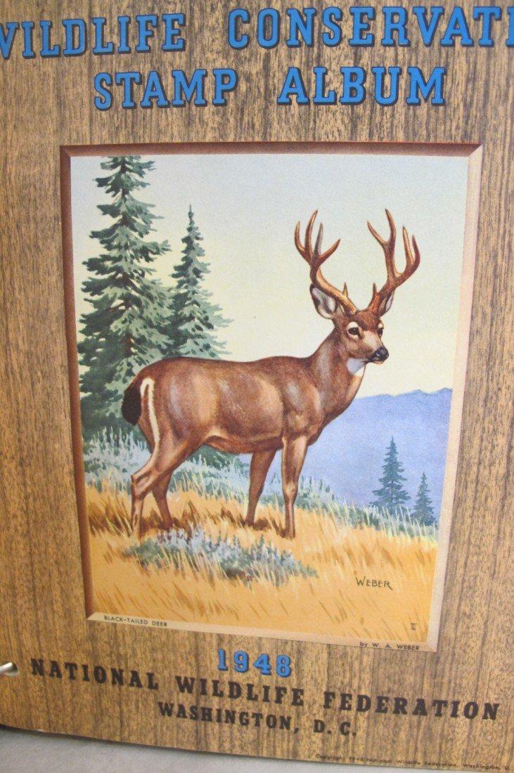 10: Wildlife Stamp Album National Wildlife Federation W - 5