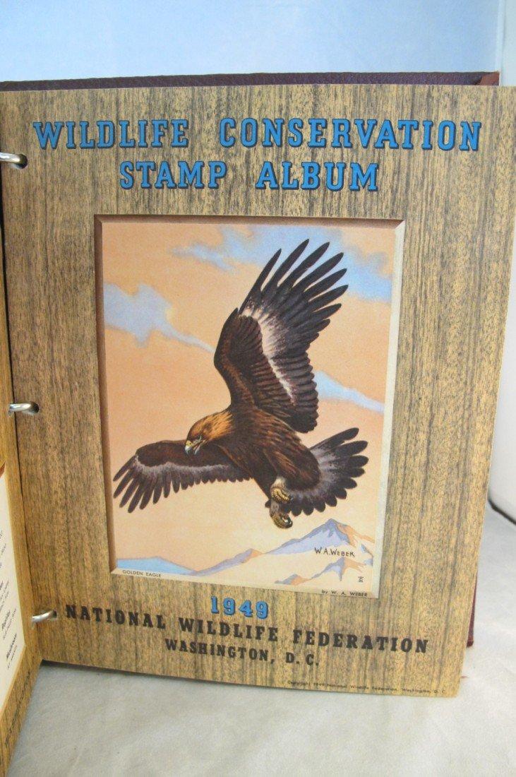 10: Wildlife Stamp Album National Wildlife Federation W - 6