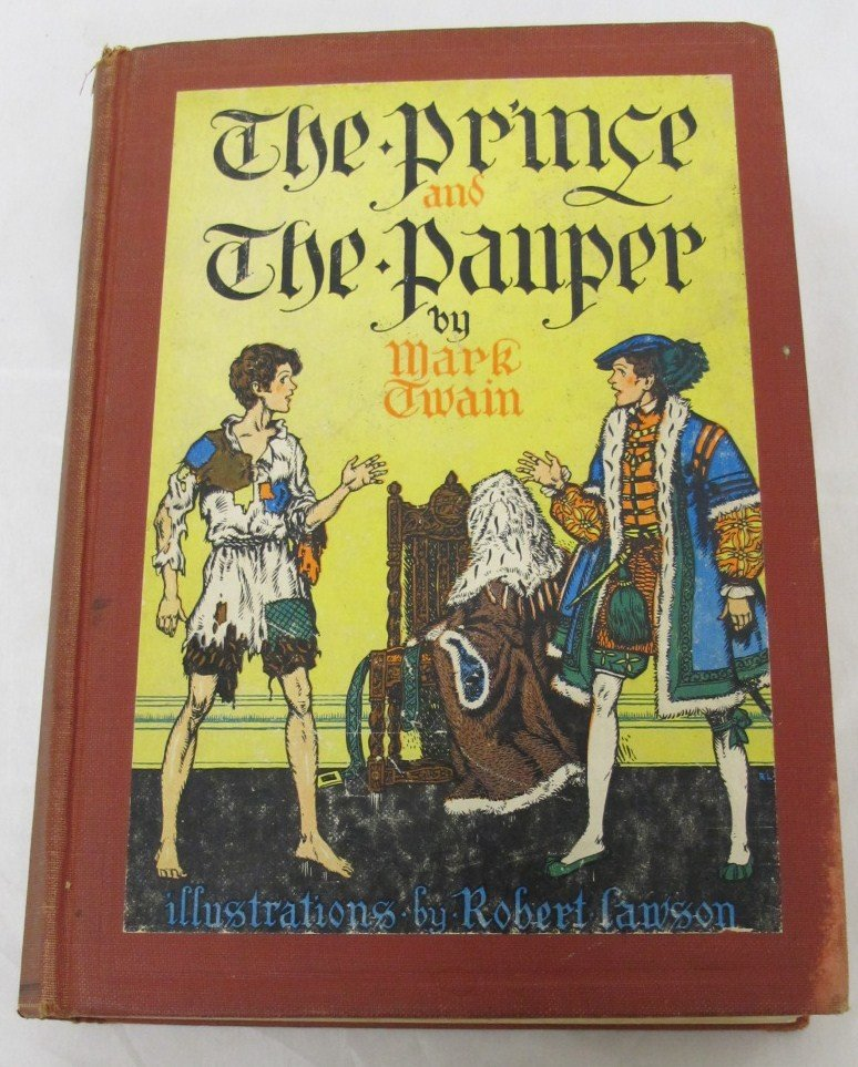 13: The Prince & Pauper By Mark Twain Illustrations by