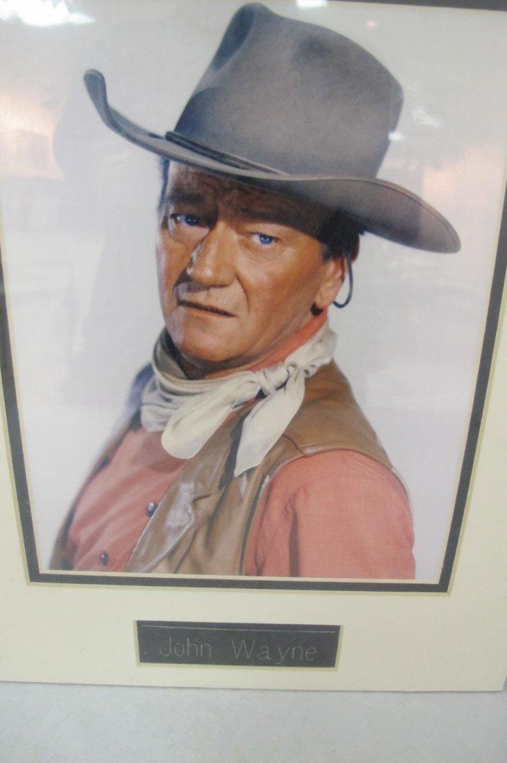 75: Photograph of John Wayne