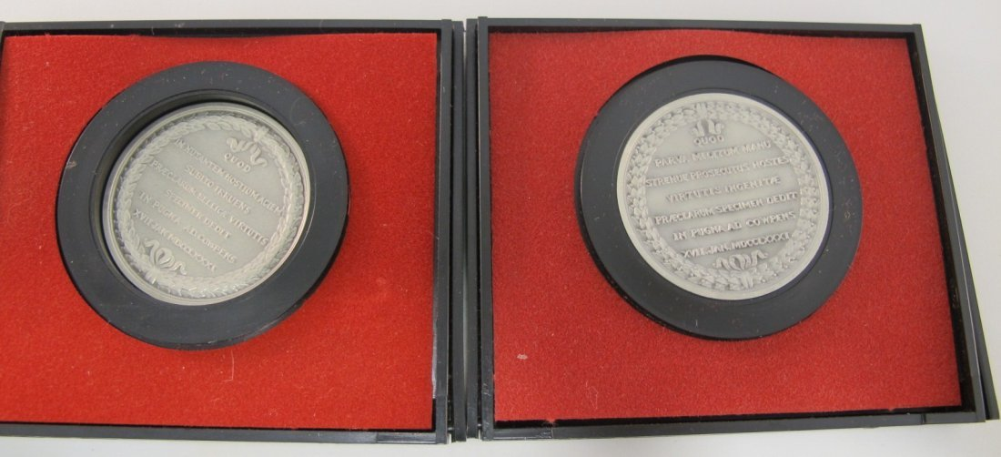 2: Lot of Two U.S. Mint America's First Medals