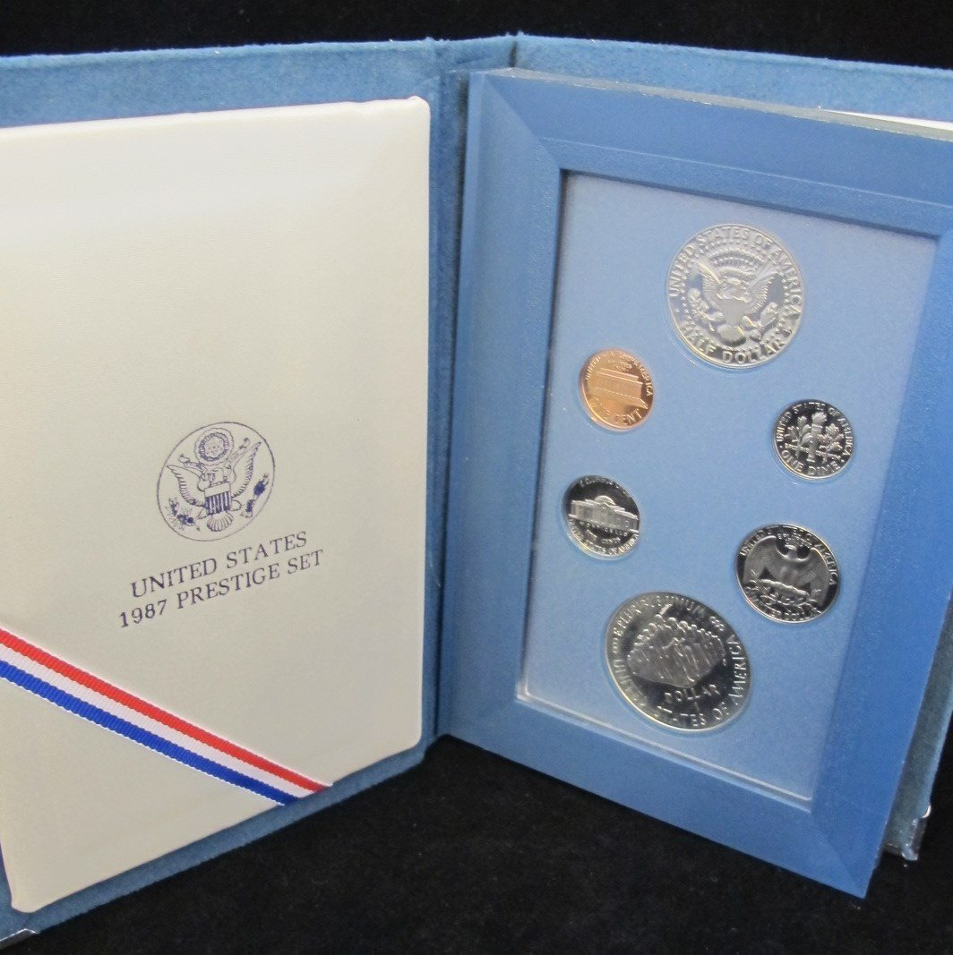 1987 United States Prestige Set
