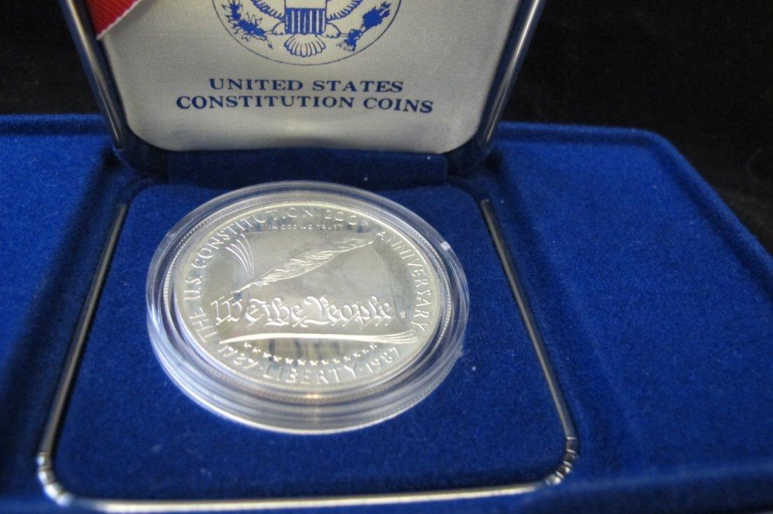 1987 US Constitution Coin in Original Box