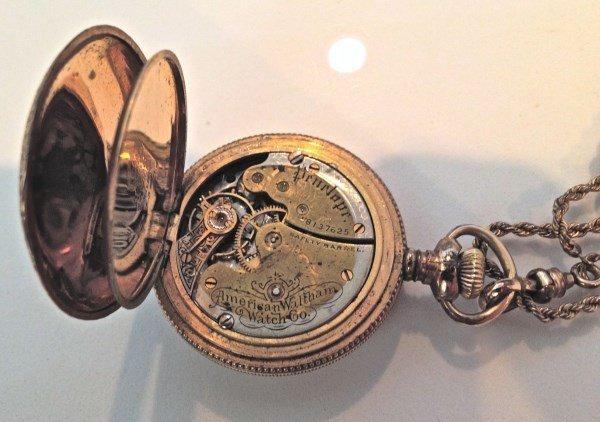Waltham American Pocket Watch