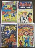 Group of 4 Vintage Comic Books