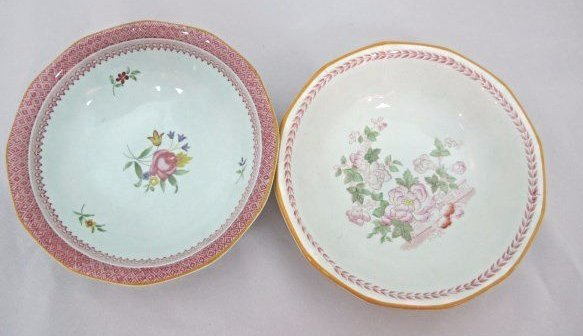Adams Calyx Ware, Ming Jade English Ironstone China - 2
