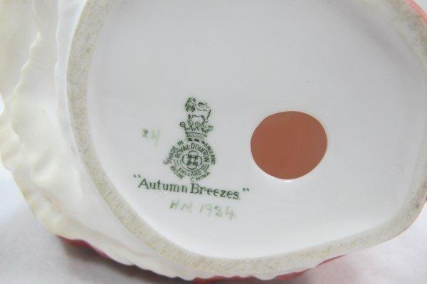 "Royal Doulton ""Autumn Breezes"" Figurine, #HN1934 - 3"