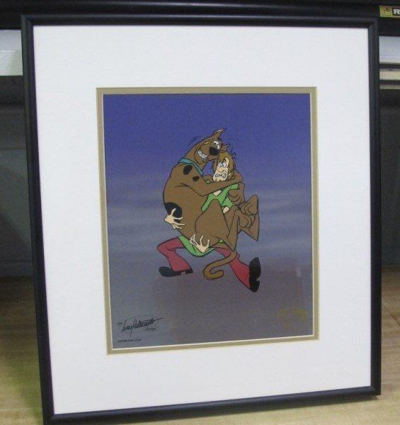 """Scooby Doo & Shaggy """"Zoinks!"""", Hanna Barbera Animation - 2"""