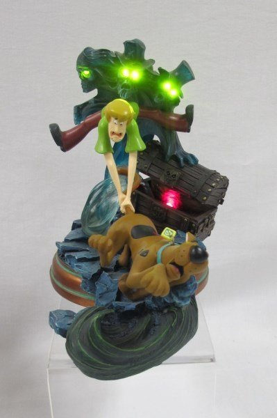 """""""Jeepers Creepers"""" Scooby-Doo and Shaggy Light Up - 4"""