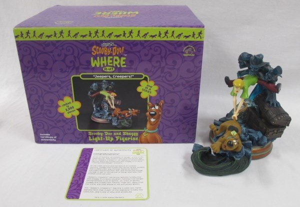 """""""Jeepers Creepers"""" Scooby-Doo and Shaggy Light Up - 6"""