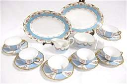 Collection of H&Co Limoges Signed McD