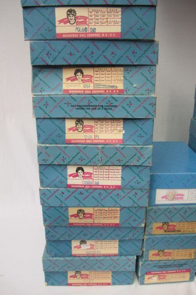 Collection of Madame Alexander Dolls and Autogrqph - 10