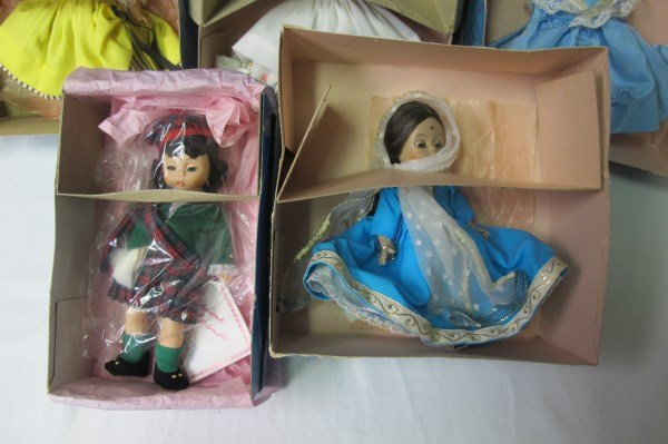Collection of Madame Alexander Dolls and Autogrqph - 3