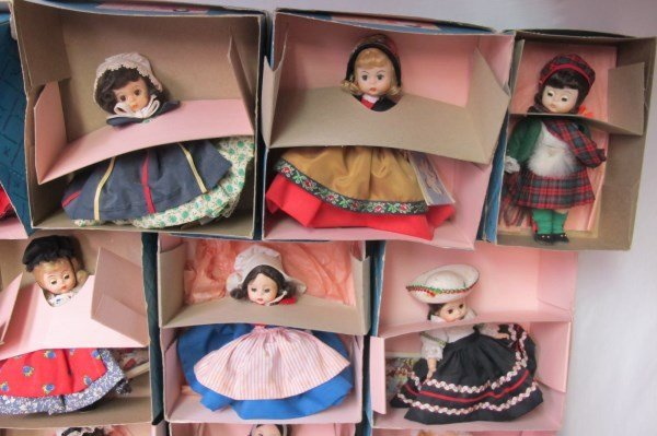 Collection of Madame Alexander Dolls and Autogrqph - 5