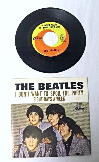 The Beatles, Eight Days a Week/I Don't Want to Spoil