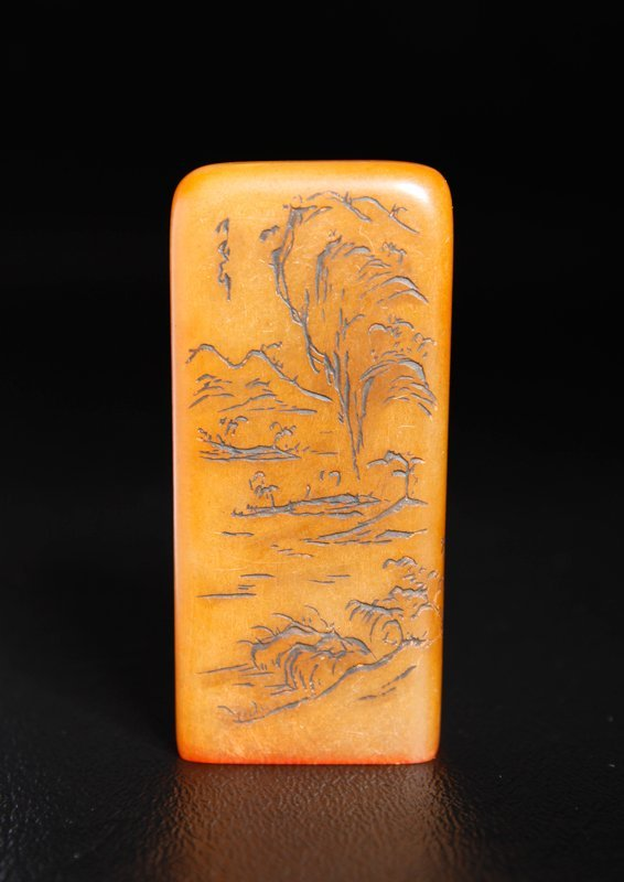 5: CHINESE TIANHUANG STONE SEAL