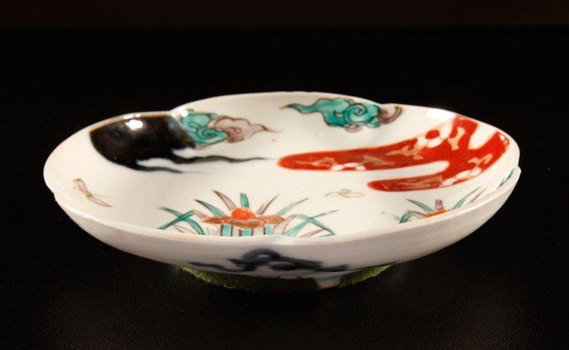 24: Chinese Imari Porcelain Bowl