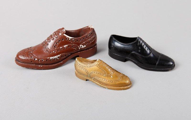 11: 3 Salesman Sample Shoes
