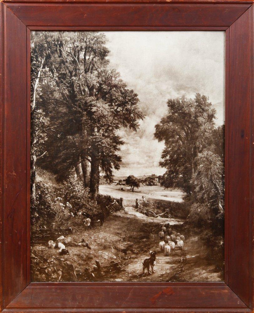 13: Large Framed Print