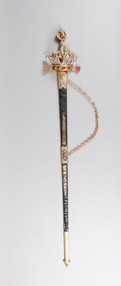 15: PIC TOLEDO Spanish Replica Sword