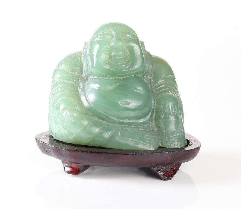 Chinese Carved Hardstone Ho-Tei