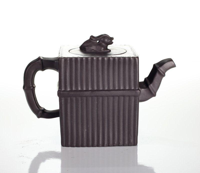 Chinese Zisha Clay Teapot