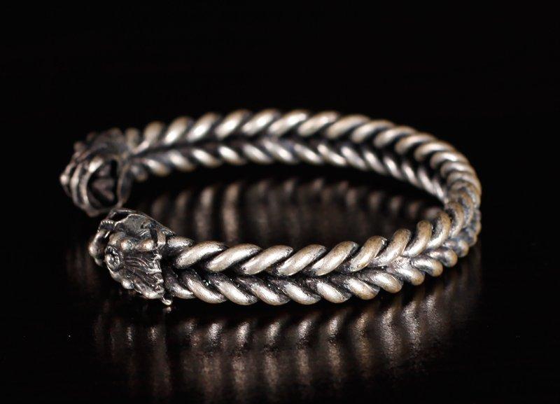 Chinese Cuff Bracelet - 2