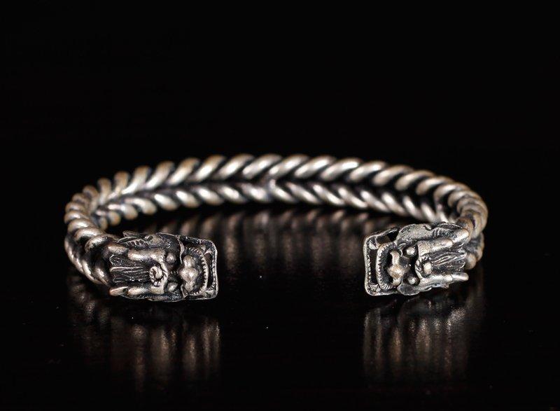 Chinese Cuff Bracelet - 3