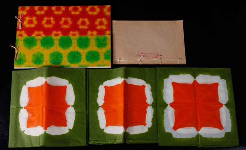 Grouping of Chinese Paper Books & Paper