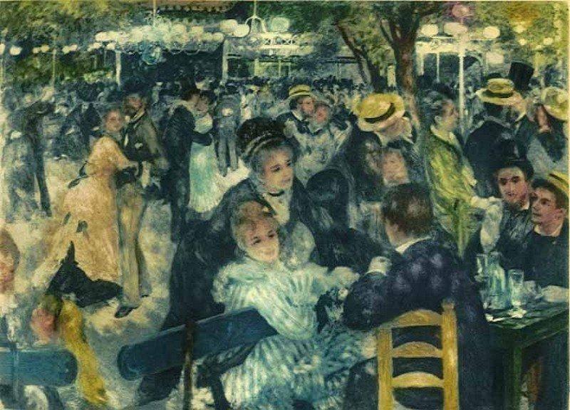 45B: Renoir - Le Fenaison