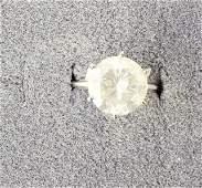32C: Ladies 6 ct. Diamond Solitaire ring