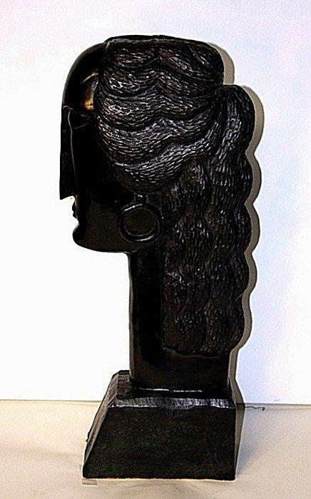 1N: Modigliani  Limited Edition  Bronze - Woman's Profi