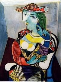 81C: Picasso Ltd. Ed. Lithograph