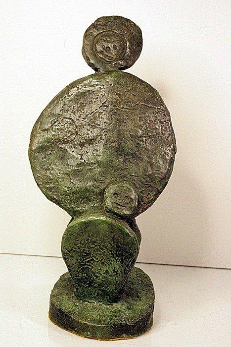 4Y: Max Ernst  Limited Edition Bronze -Apaisament