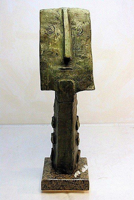 42Y: Pablo Picasso Limited Edition Bronze - Profile Por