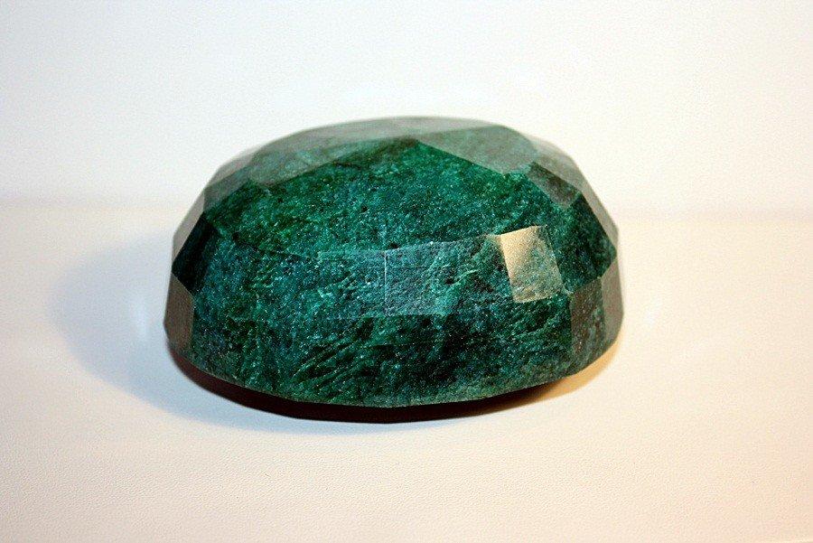 2P: Loose 2295ct Oval Cut Emerald