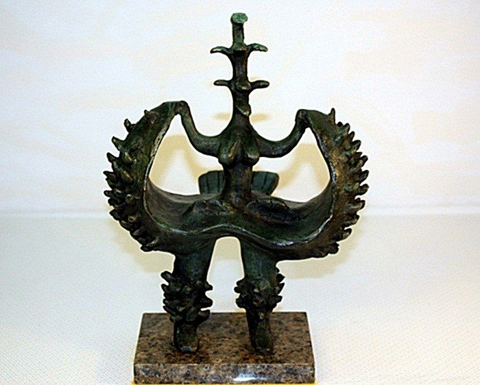 16H: Jacque Lipchitz  Limited Edition  Bronze  Sculptur